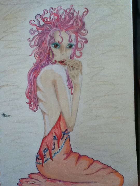 Marie Antoinette-my version  by Purplesunset3