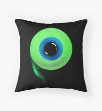 JackSepticEye logo Throw Pillow