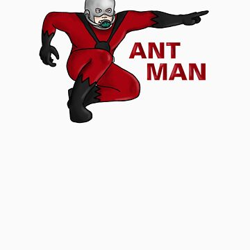 Ant Man by AimeeGallifrey