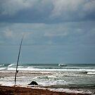 Gone fishin.....  Northland NZ by Jenny Dean