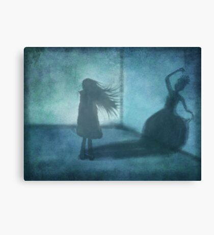 In My Room Canvas Print