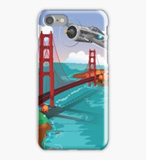 The Golden Gate Bridge San Francisco  iPhone Case/Skin