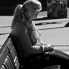 Sadness by Sonja Wells