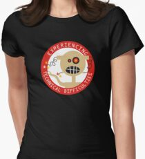 Robot head experiencing technical difficulties T-Shirt