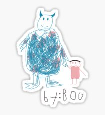 Sully by Boo Sticker