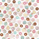 Donuts by JudithzzYuko