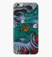 Dragon Graffiti iPhone Case