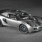 Exige - painted with light - 2 of 2 by AllshotsImaging