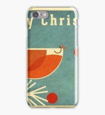 Robin 3 iPhone Case/Skin