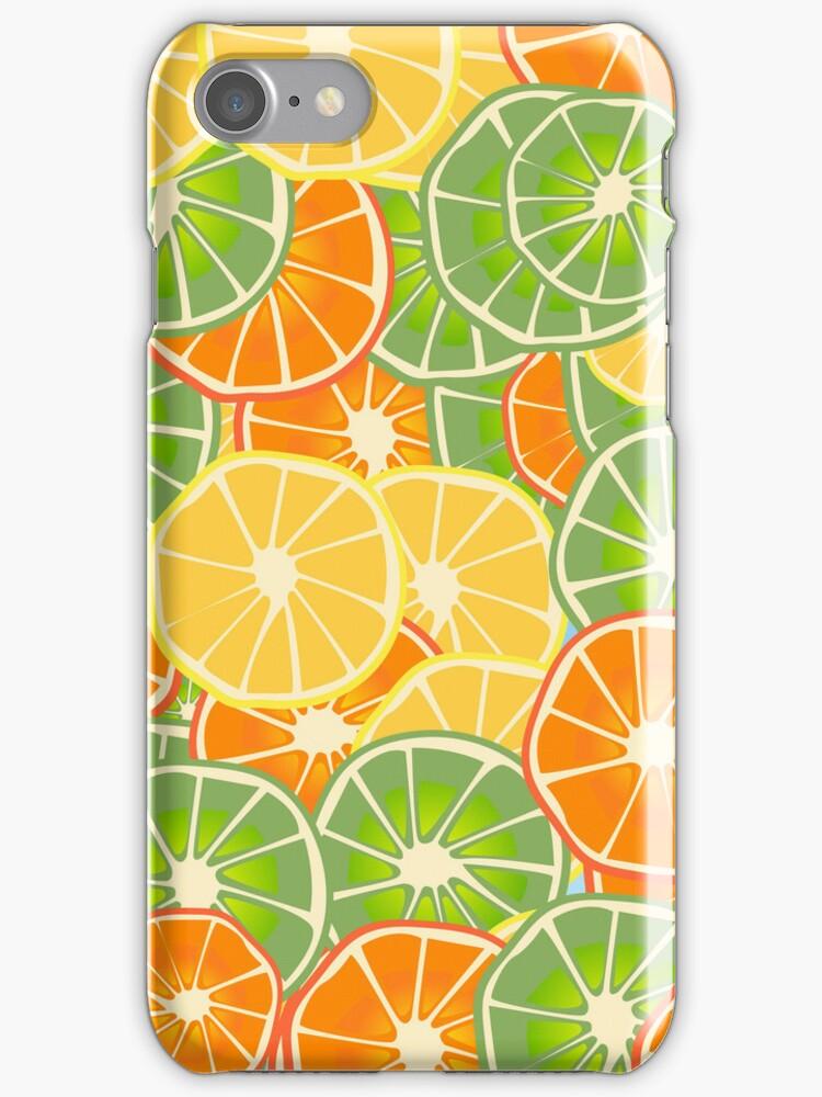 Orange, Lemon and Limes by vectorwebstore