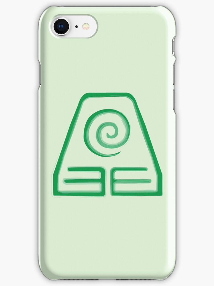 Earth bending iphone case by Brittany  Collins