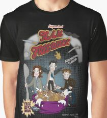 Team Free Will Cereals Graphic T-Shirt