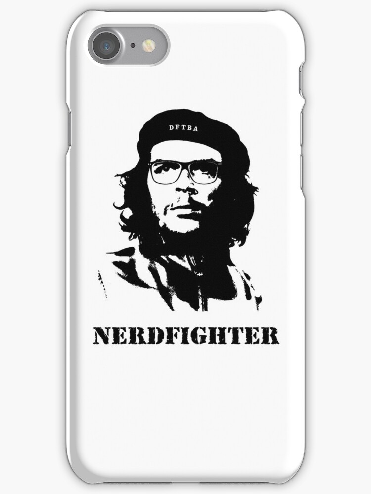 Che Guevara - Nerdfighter by Buddhuu