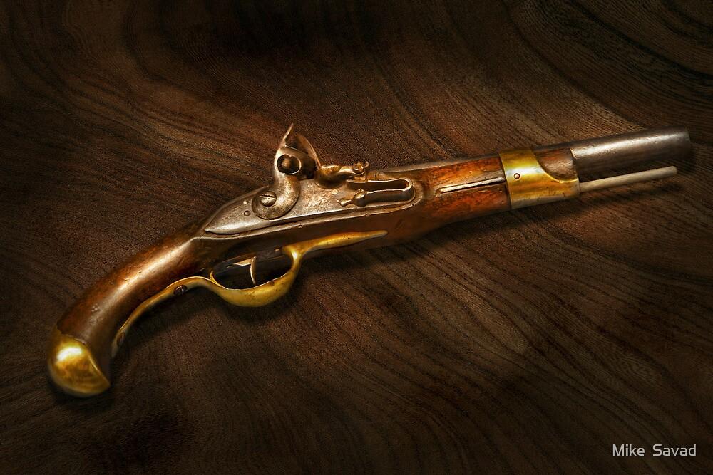 Gun - Pistols at dawn by Michael Savad