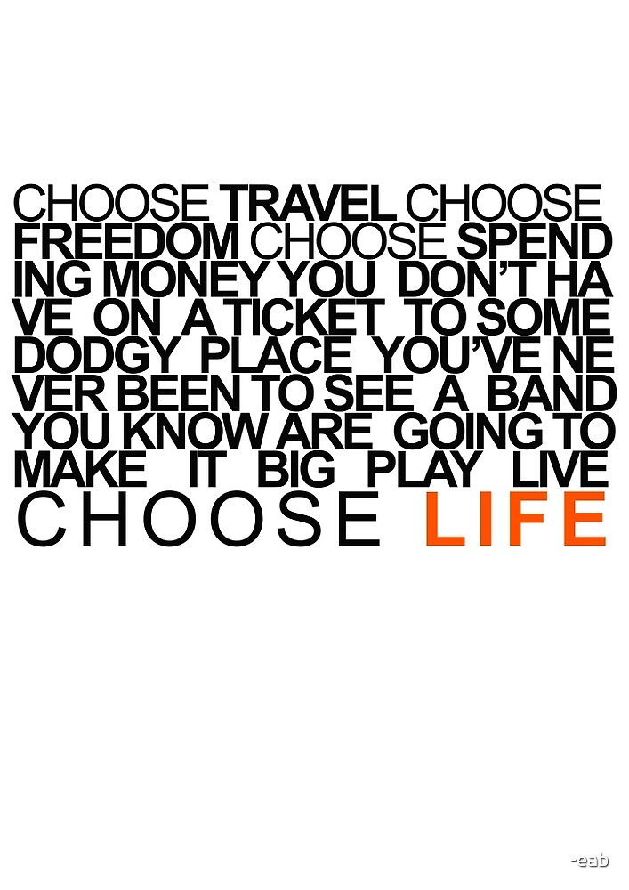 Choose Gigs by -eab