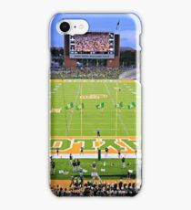 Baylor Touchdown Celebration iPhone Case/Skin