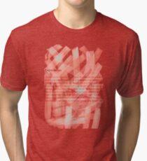 brush type Tri-blend T-Shirt