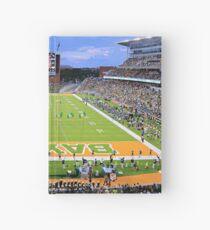 Baylor Touchdown Celebration Hardcover Journal