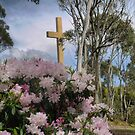 Rhodie's at the Cross by Larry Lingard-Davis
