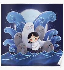 Song of the Sea Poster