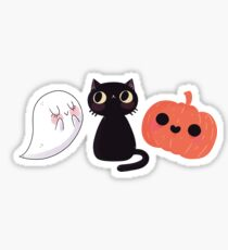 Spooky Sticker