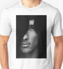 With You Came Silence by vishstudio Unisex T-Shirt