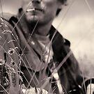 Flee to the fields.. by Nikki Smith