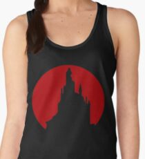 Die monster! You don't belong in this world! Women's Tank Top