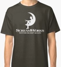 ScreamWorks (White) Classic T-Shirt