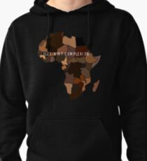 Flexin My Complexion Pullover Hoodie