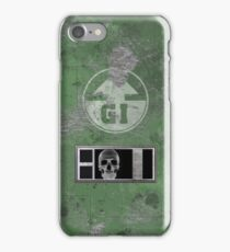 Helm Distressed iPhone Case/Skin