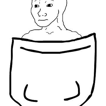 Pocket Wojack (Feels Guy) by kyhro