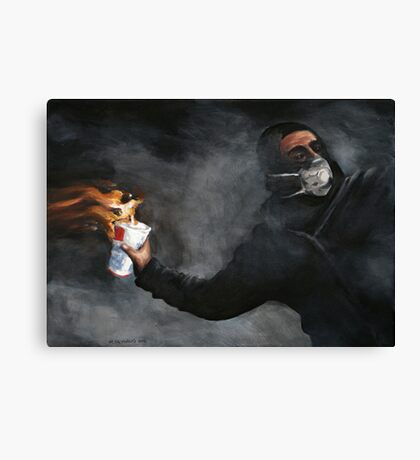 What is Anarchy? Canvas Print