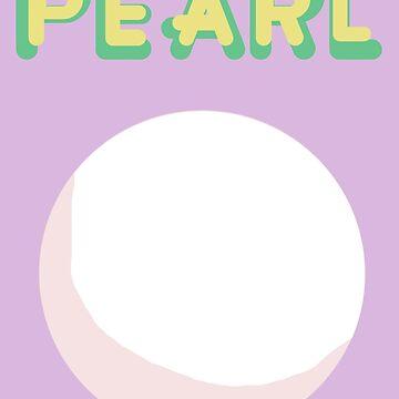 Pearl Crystal Gem by zeevloga
