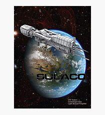 USS Sulaco Photographic Print