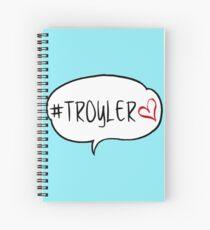 #TROYLER Spiral Notebook