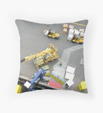 Loading the ms Oosterdam Throw Pillow
