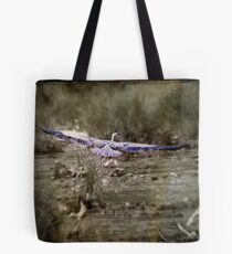 40 Yard Touch-Down Tote Bag