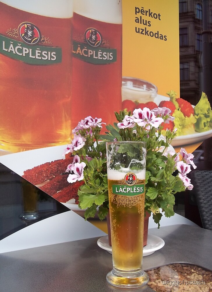 Lacplesis by wiggyofipswich