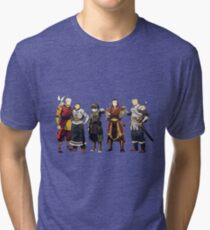 Avatar Old Friends Tri-blend T-Shirt