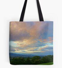Pastel Twilight Tote Bag