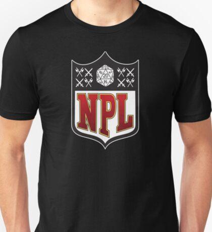 Nerd Poker League T-Shirt