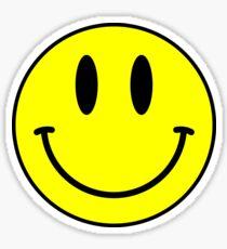 Säure Haus Lächeln Gesicht Sticker