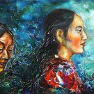 Within us by Tatjana Larina