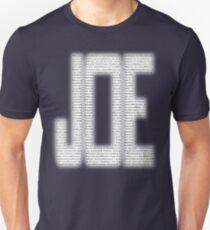 I Miss Joe Strummer Unisex T-Shirt
