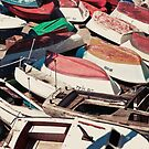 The Boat Builders Yard by Jye Murray