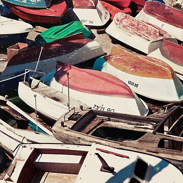 The Boat Builders Yard by Jyedsn