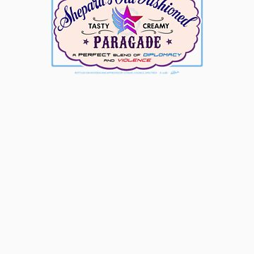 Paragade Soda Logo Purple by efleck
