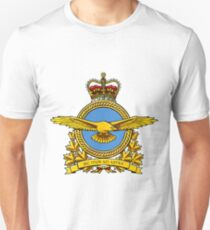 Royal Canadian Air Force Badge T-Shirt