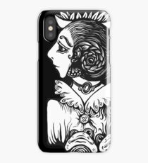 Toad Lady iPhone Case